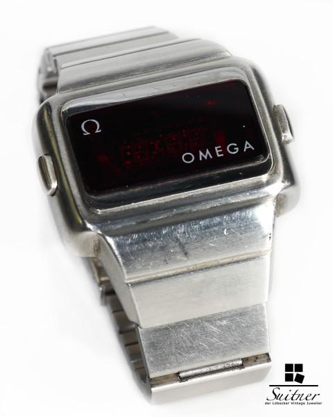 Omega BIG Red LED Timecomputer TC 2 defekt