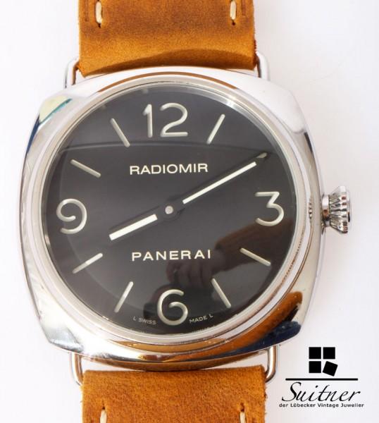 limitierte Panerai PAM 210 Historik Serie Ref. OP 6623 Kampftaucher 44mm