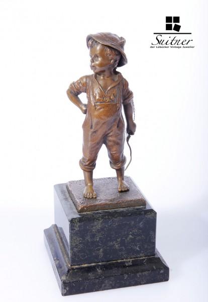 Der Kleine Bogenschütze - Bronze Paul Pawel Kowalczewski