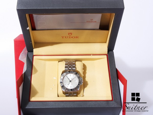 Tudor Sport Collection Hydronaut II Ref. 20020 Top Zustand Full Set