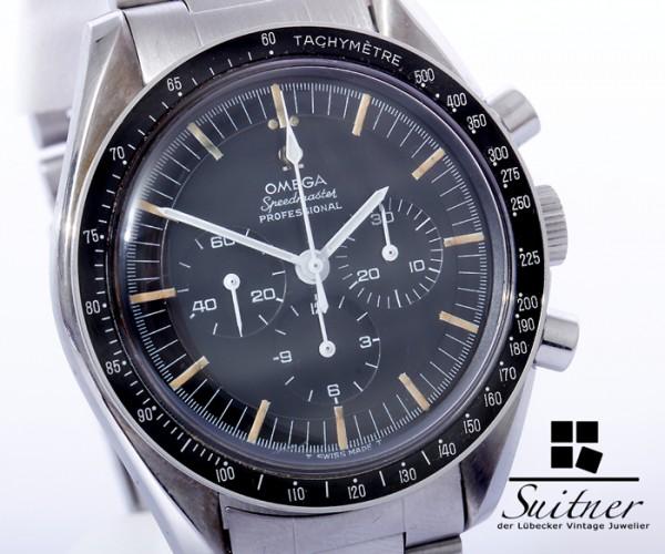 Omega Moonwatch 145.012 - 67 Kaliber 321 Tropical sehr selten