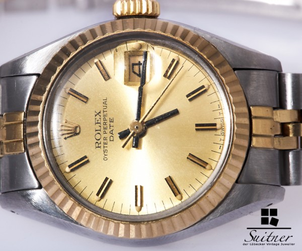 Rolex Lady-Date Datejust Stahl/Gold Ref. 6917