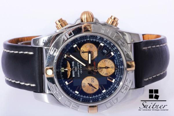 Breitling Chronomat 44 - B01 in Stahl / Gold Ref. IB0110
