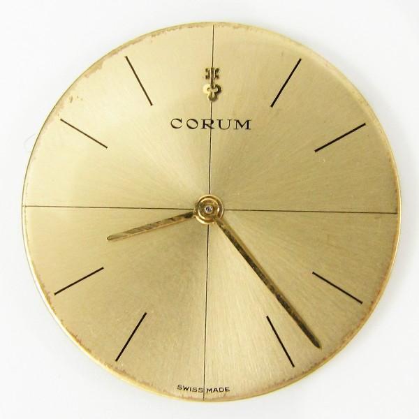 Corum Uhrwerk Handaufzug Kaliber 35330 - selten