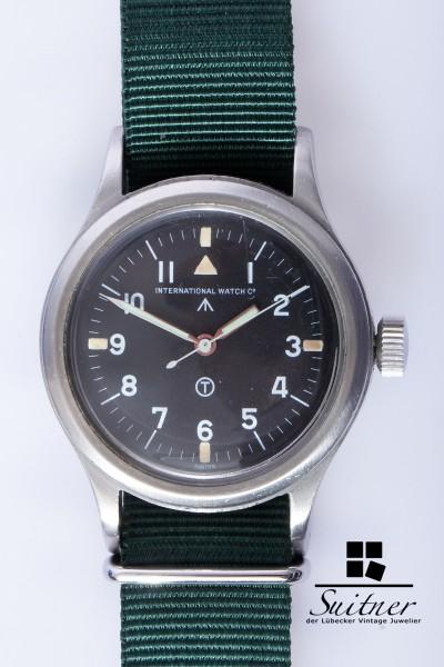IWC Mark XI Cal. 89 Broad Arrow G6B / 346 62/57 aus 1957 extrem selten