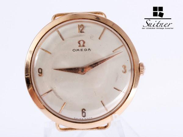 Vintage Omega Cal. 511 750 Gold 18 kt