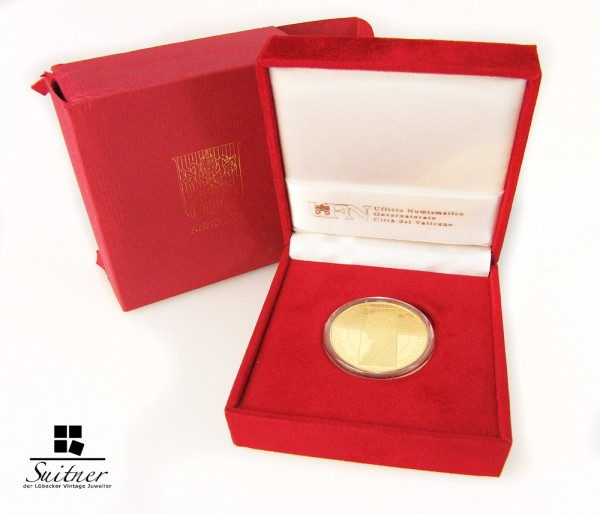 Vatikan 100 Euro Gold - extrem selten