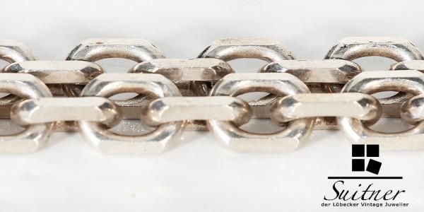 Große massive Kette / Ankerkette von Skull Jewels Ulli Ehlers Silber