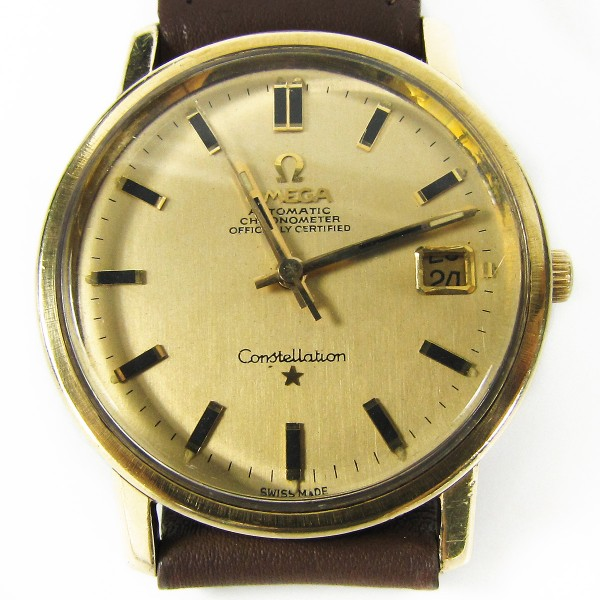 Vintage Omega Constellation Chronometer v. 1970 cal. 564 168.018