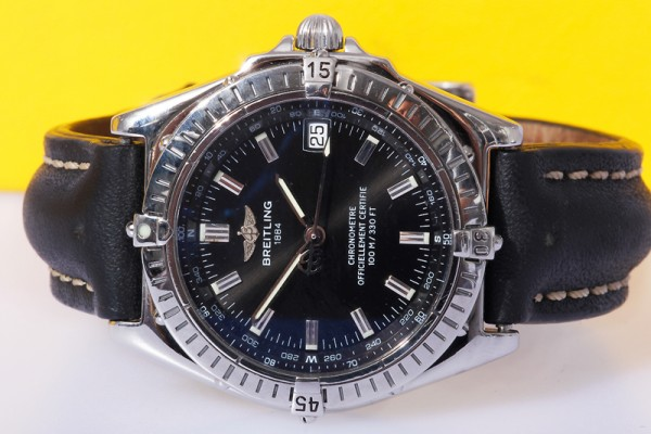Breitling A10350 Wings Full Set Automatik Unisex Box Zertifikat