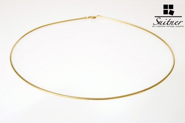 Omega Reif aus 585/- Gold
