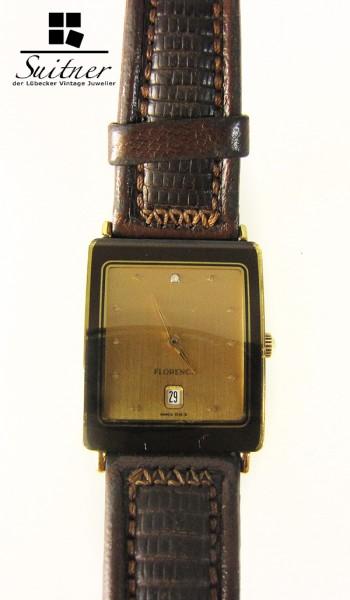 Rado Armbanduhr Unisex Florence Quarz Datum Ref. 160.3605.2N