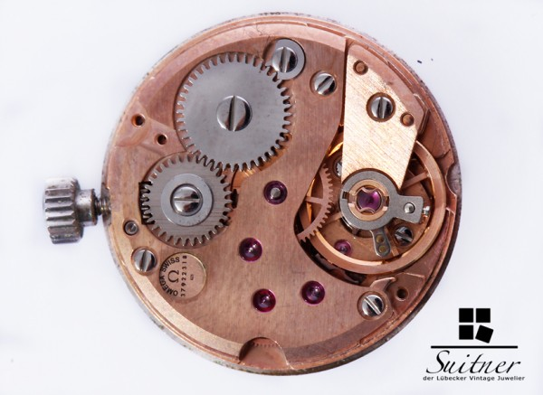 Omega Deville Uhrwerk Kaliber 625 Handaufzug Ersatzteil Lager