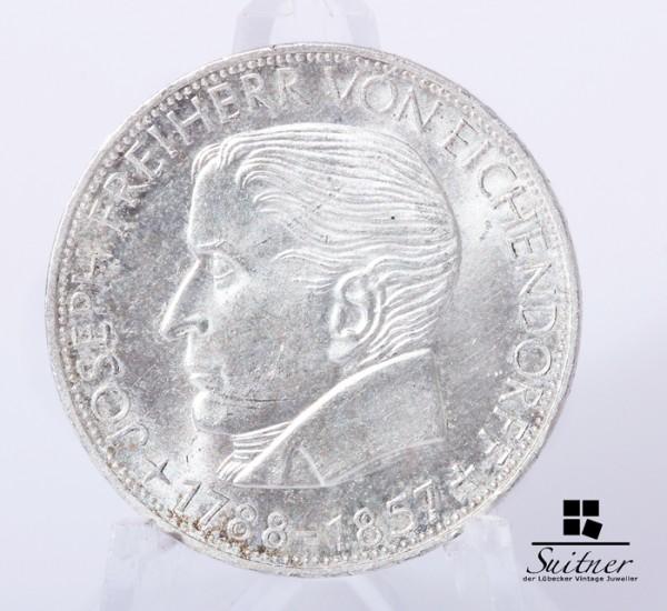 5 DM Eichendorff 1957 Prägestätte J