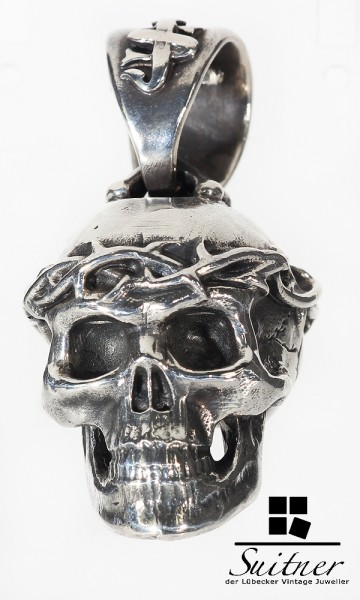Ulli Ehlers Skull Jewels der Crown of Thorns