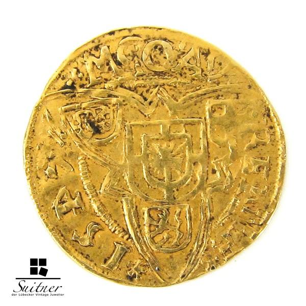 Goldgulden Erzbistum Köln von 1547
