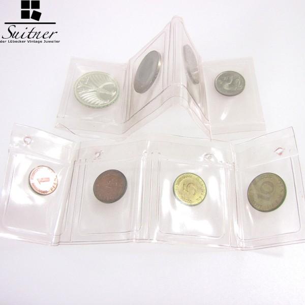 DM Serie Kursmünzensatz 1968 J