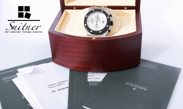 Audemars Piguet Royal Oak Offshore 25940 Bundesliga VIP Promi Besitz
