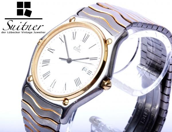 Ebel Uhr Ref. 183909 Quarz Classic- Wave