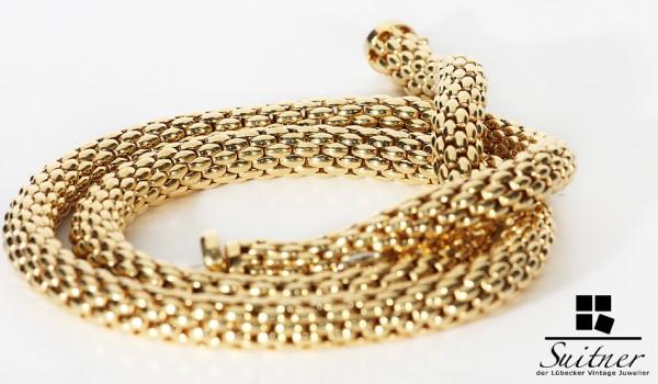 Luxus Collier aus Gold von FOPE
