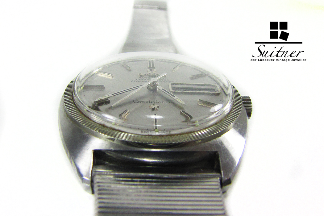 Omega Constellation Day Date Vintage 1969 Cal. 751 168.029 ...