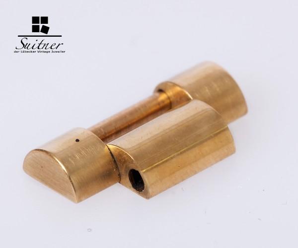Rolex President Ersatz Glied Link Armband Gold 18 kt 750 16 mm