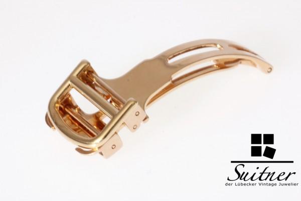 Cartier Falt Schließe folding clasp 750 Gold Faltschließe Armband